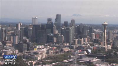 Haze moves out, light rain moves in Friday