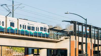 VIDEO: Three new light rail stations to open in North Seattle next month