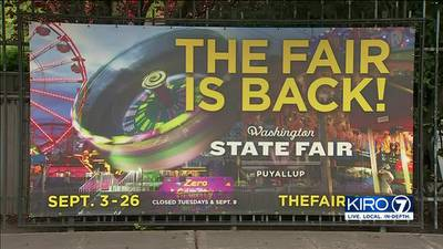 Washington State Fair to require masks indoors and outdoors
