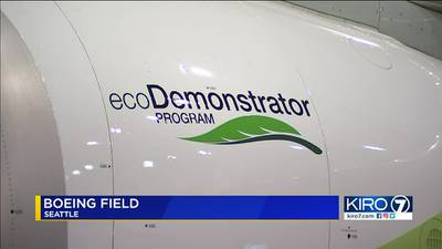 VIDEO: Boeing rolling out more fuel efficient technology for planes