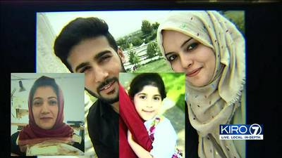 Family members caught in Afghanistan turmoil returning to Seattle