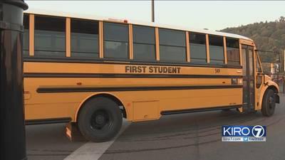 VIDEO: Seattle Public Schools' bus routes seeing dozens of delays