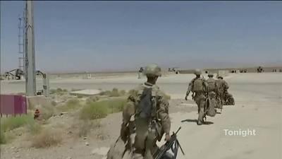 Taliban resurgence may cause additional PTSD cases for war vets