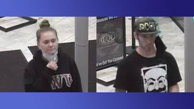 Two wanted for using stolen credit card in Tacoma