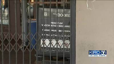 VIDEO: King County to require proof of vaccination or negative test at restaurants
