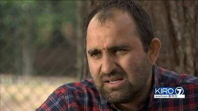 Kent man says US left his brother, mother behind in Afghanistan