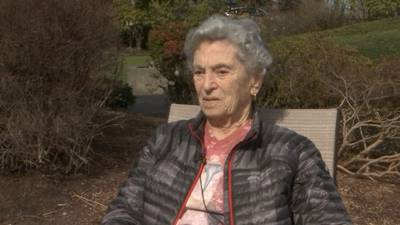 90-year-old woman who walked 6 miles in snow to get first shot of COVID-19 vaccine gets second dose
