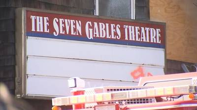 Inspectors didn't see smoke complaint about Seven Gables Theatre until fire weeks later