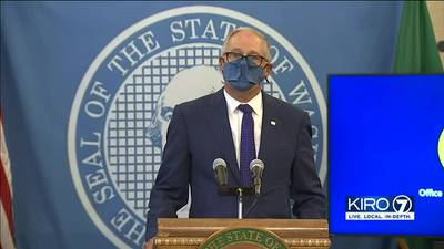 Inslee orders new mask mandate as COVID-19 cases surge
