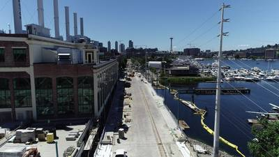 After nearly 2 years, Seattle's new Fairview Ave N Bridge to open this weekend