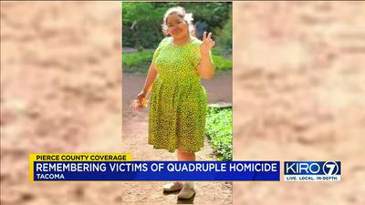 VIDEO: Hundreds gather to remember victims of quadruple homicide