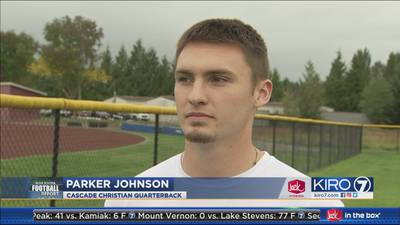 VIDEO: Player of the Week: Parker Johnson