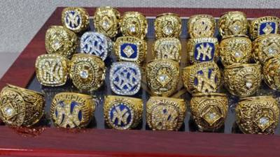 Chicago customs officers seize 86 counterfeit sports championship rings