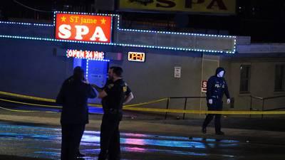 Who Is Robert Aaron Long Suspect In Deadly Georgia Spa Shootings Kiro 7 News Seattle
