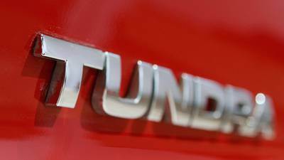 Recall alert: Toyota Tundra pickups recalled after headlights catch fire