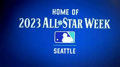 RAW VIDEO: Seattle Mariners will host 2023 All-Star Game