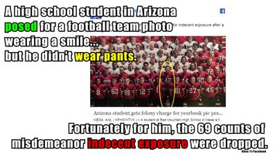 VIDEO: High school pranks round-up