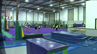 Vaccine mandate is already a struggle for local gymnastics academy