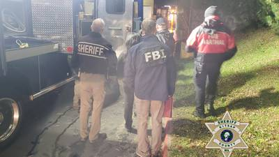 Bomb squad dismantles incendiary device in Silverdale
