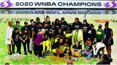 Seattle Storm to visit White House to celebrate WNBA Championship