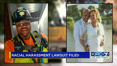 VIDEO: Racial harassment lawsuit filed on Microsoft construction site
