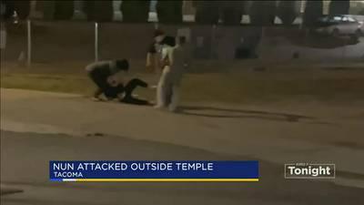 Buddhist nun, monk attacked at temple