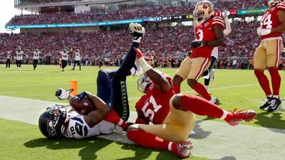 PHOTOS: Seahawks vs. 49ers on Oct. 3, 2021