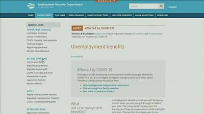 Unemployed workers grapple with new overpayment notices and confusion