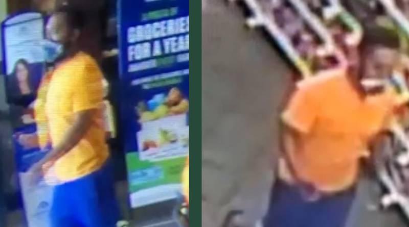 Burien purse theft suspect