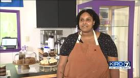 Pastry shop owner hopes to inspire young Black entrepreneurs