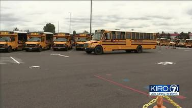 Some Seattle school buses running 1 to 2 hours late
