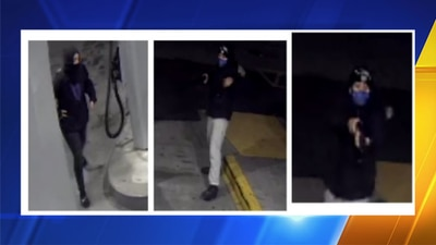 Police asking for help in identifying two armed robbery suspects